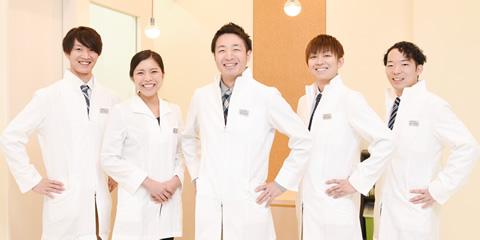 各分野の専門家によるチーム医療の実践